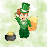 St. Patrick's Day Shippo by NCherre