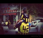 fenerbahce and childe by cllozdemir