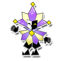 Dimentio remake~ by mapidexa