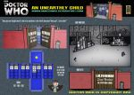 Doctor Who - An Unearthly Child by mikedaws