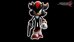Shadow The Hedgehog by 3C4Ultimate