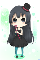 Chibi Mio by Hannun
