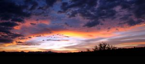 Panarama Sunset by wonenownlee