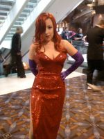 Jessica Rabbit Cosplay by Saemichan