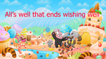 All's well that ends wishing well Pokemon version by Priveto4ka