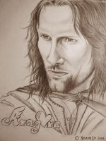 Aragorn : 2004 work by vigshane