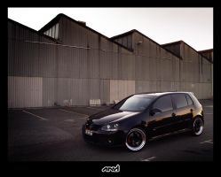 Golf GTi MkV by adamnielsen