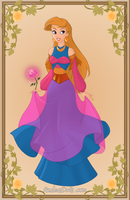 Chira disney princess by winxgh