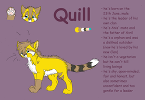 Quill by Muukster