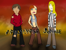 Apocalypse Junkie by TheBoyd