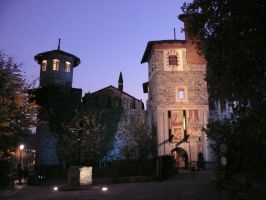 Borgo Medievale 2 by Meow-chi