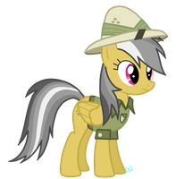 Daring-Do 2 by DrumblastingQuilava