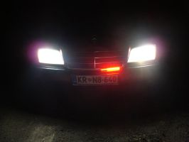 Mercedes Benz C Knight rider 5 by CmacSTI