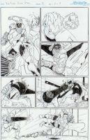 Teen Titans sequential pg2 by RadPencils