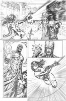 GFTunleashed1 page28 pencil by mikemaluk