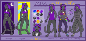 Mira - Reference Sheet by Neotheta