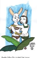 From Bunnies, with love... by wylde