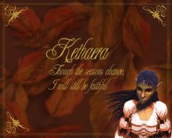 Kethaera Autumn Wallpaper by Kethaera