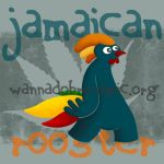 jamaican rooster by wannaD
