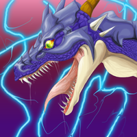 dragon head complete by Keirii-of-Celts