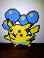 Pikachu used Fly by rebornflame