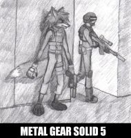 Metal Gear Solid 5? by Squall179