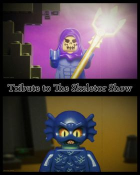 LEGO Tribute to The Skeletor Show by Icewalkerman