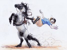 How to tame a Snow Pony - Part 2 by sealle