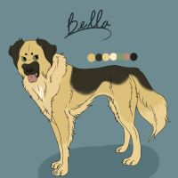 Bella: The Spanish Mongrel by Bella-Prado
