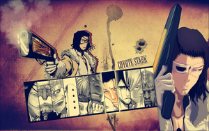 Coyote Starrk Wallpaper by MissJ-Kurayami
