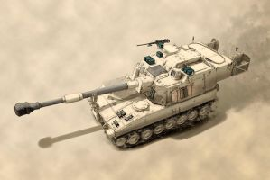 M109-A6 by WtLion
