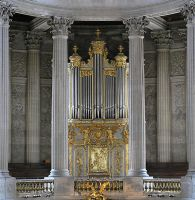 Versailles chapel - pipe organ by Lady-Vetinari