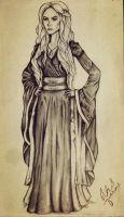 Cersi Lannister by Maheen-S