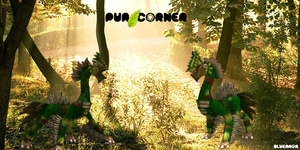 SPORE Monster Hunter - Pua Corner by Bluearga