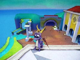Spyro: YotD Sunny Villa Music by Mizz-Swagnificent