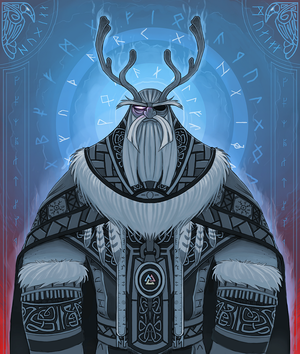 ODIN Allfather