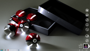 Pokeballs. :3 by SierraDesign