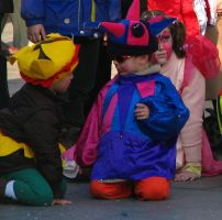 Kids at Carnivale by Gianni36