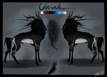 Redesigned Chrona Reference by Aihnna
