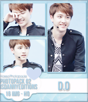 D.O (EXO) - PHOTOPACK#02 by JeffvinyTwilight