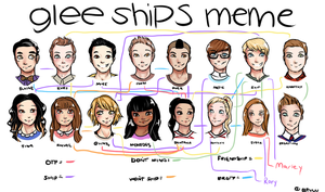 glee ships meme by mexicats