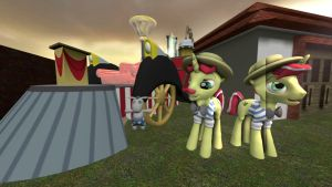Flim Flam Smarty and cider 6000 for SFM by CobbaltCO