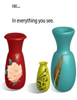 CSC vases by chook-four