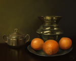Still life study by GoldCart