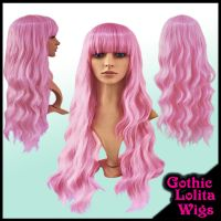 Classic Light - Deep Pink Mix by GothicLolitaWigs