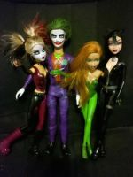 Dolls I painted :) by MaRMaR21490