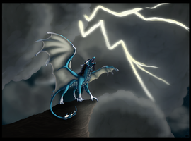 With the crake of thunder by Ardengrail