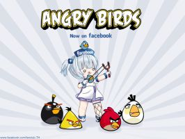 Angry Birds on facebook by bingsang
