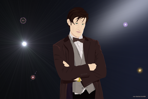 Eleventh Doctor by IronManWristwatch