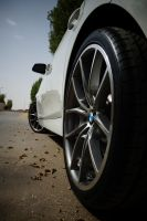 BMW 5-series rims by DrawingForLiving